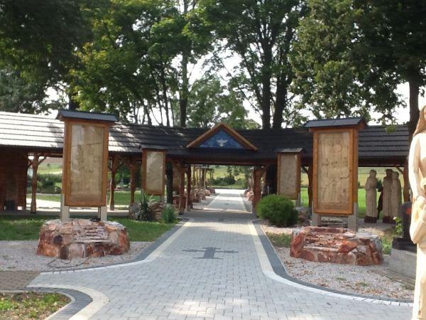 Rekonštrukcia na obecnom cintoríne